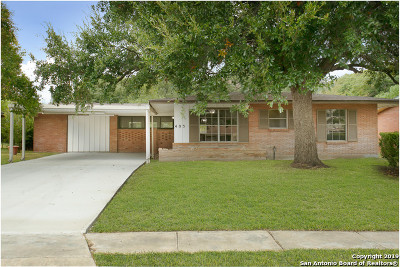 Single Family Home New: 403 Marquis Ln