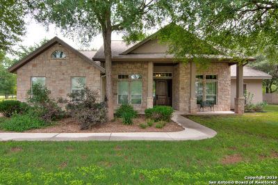 Guadalupe County Single Family Home New: 1369 Hunters Pl
