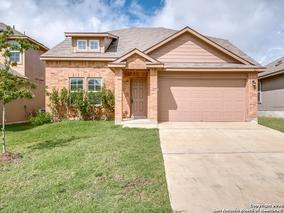 Seguin Single Family Home New: 1025 Polmont Ct