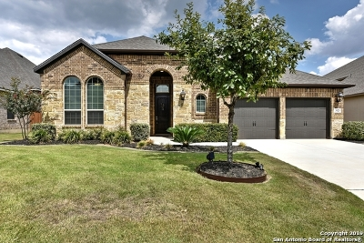 San Antonio Single Family Home New: 3923 Monteverde Way