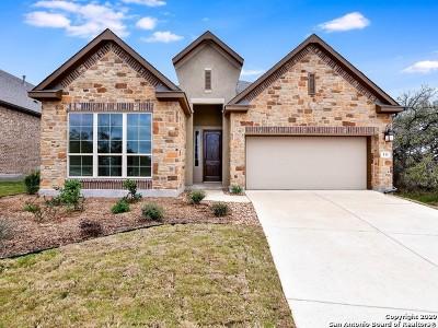 Boerne Single Family Home New: 111 Cinnamon Creek