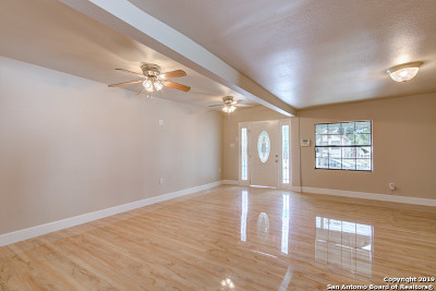 Single Family Home New: 3411 S Laredo St