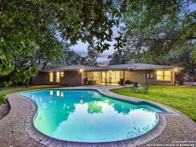 Castle Hills Single Family Home New: 212 Glentower Dr