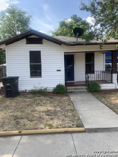 San Antonio Single Family Home New: 1650 W Laurel