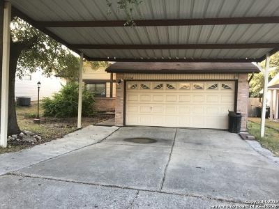 San Antonio Single Family Home New: 7714 Clear Ridge Dr