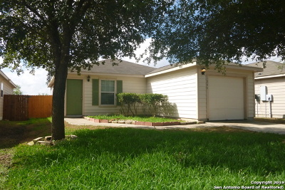 San Antonio Single Family Home New: 11206 Indian Canyon