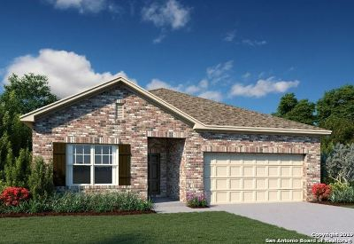 Live Oak Single Family Home New: 12441 Vista Rim