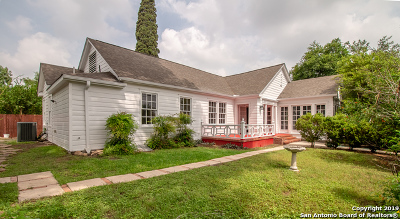 San Antonio Single Family Home New: 902 W Agarita Ave