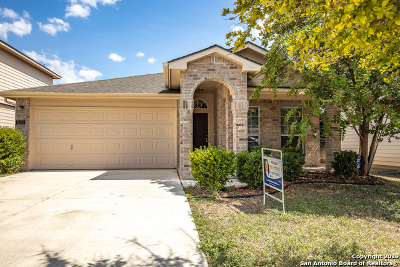San Antonio Single Family Home New: 15423 Redbird Farm
