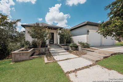 San Antonio Single Family Home New: 23807 Alpine Ridge