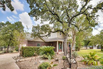 Timberwood Park Single Family Home New: 26208 S Glenrose Rd
