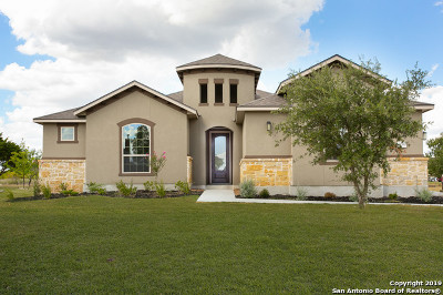 Fair Oaks Ranch Single Family Home New: 30387 Setterfeld Circle