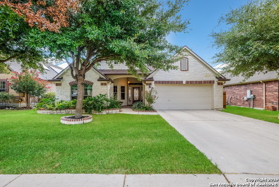 Schertz Single Family Home New: 942 Oak Park