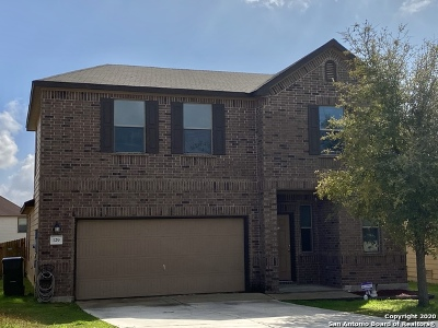 Cibolo Single Family Home New: 129 Hinge Path