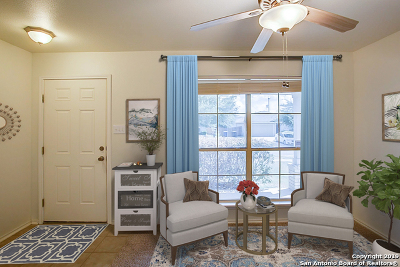 San Antonio Single Family Home New: 539 Bridle Ridge