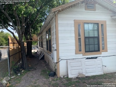 San Antonio Single Family Home New: 3502 W Poplar St