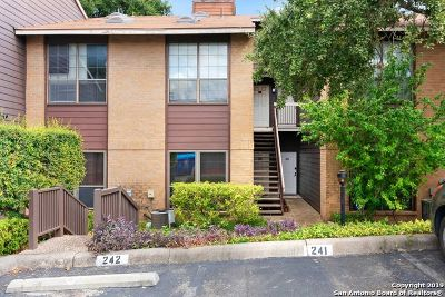 San Antonio Condo/Townhouse Active Option: 8633 Datapoint Dr #239
