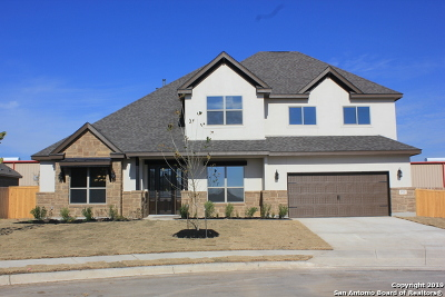 Schertz Single Family Home New: 13121 Hallie Haven