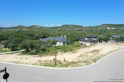 San Antonio Residential Lots & Land New: 22619 Tess Valley