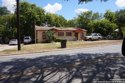 Bexar County Multi Family Home New: 1120 S Gevers St