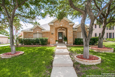 Schertz Single Family Home New: 1605 Bench Trail