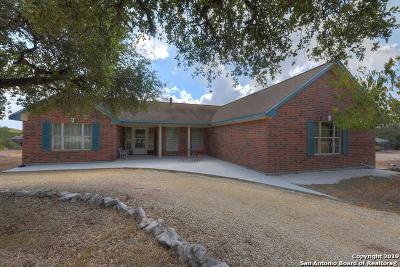 Medina County Single Family Home New: 421 County Road 242