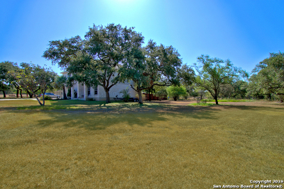 San Antonio Single Family Home New: 27955 Evans Way