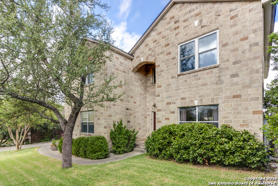 Helotes Single Family Home New: 11422 Lago Vista