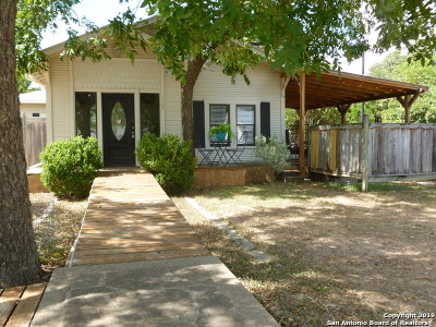 Bandera County Single Family Home New: 1503 Hackberry St