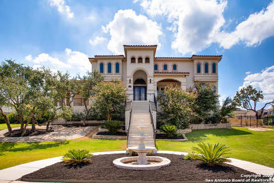 San Antonio Single Family Home New: 426 Majestic Bluff