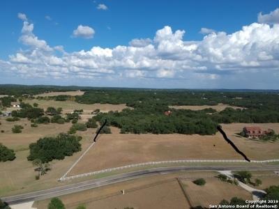 Boerne Residential Lots & Land New: Lot 26 Wyatt Trl