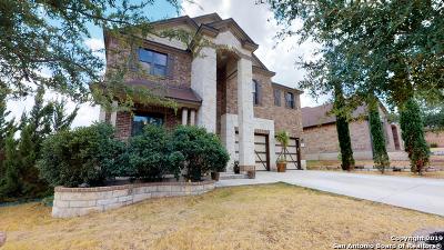 San Antonio Single Family Home New: 4558 Echo Grove