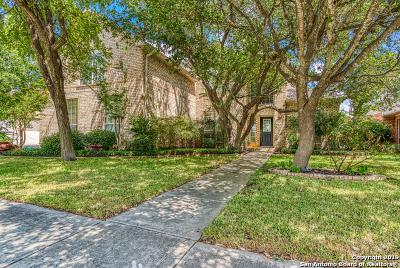 San Antonio Single Family Home New: 702 Treaty Oak