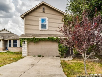 Converse Single Family Home New: 8714 Afton Canyon