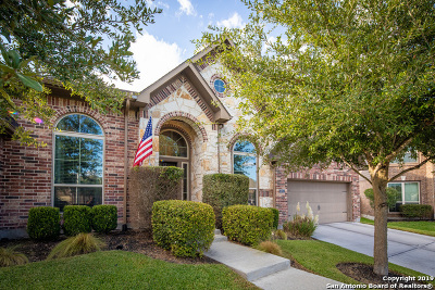 Seguin Single Family Home New: 3072 Split Rail Ln