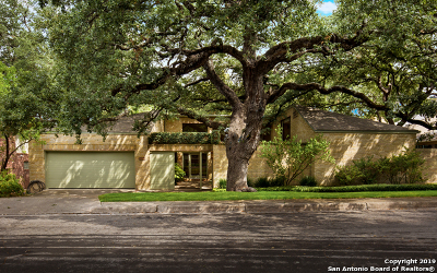 San Antonio Single Family Home New: 2823 Woodcrest Dr