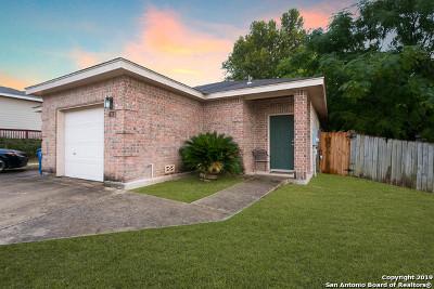 San Antonio Single Family Home New: 7141 Tourant Rd