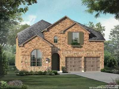 San Antonio Single Family Home New: 22802 Avon