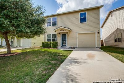 San Antonio Single Family Home New: 7802 Burro Bend