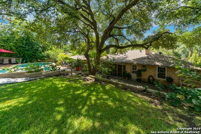 San Antonio Single Family Home New: 4023 Midvale Dr