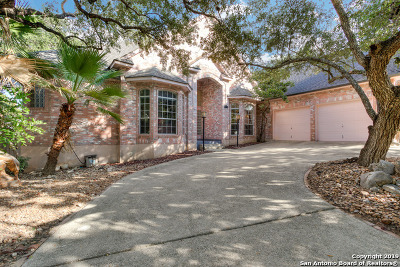 San Antonio Single Family Home New: 12 Benchwood Circle
