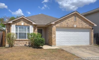 San Antonio Single Family Home New: 8627 Brisa Royale