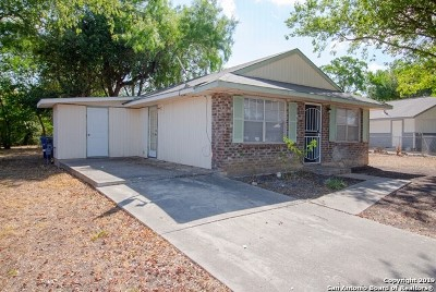 San Antonio Single Family Home New: 9150 Lytle Ave