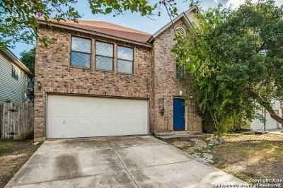 San Antonio Single Family Home New: 6858 Crested Quail