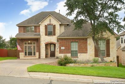 San Antonio Single Family Home New: 614 Artisan Way