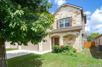 Converse Single Family Home New: 9123 Hogarten Park