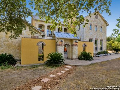 Mico TX Single Family Home New: $620,000