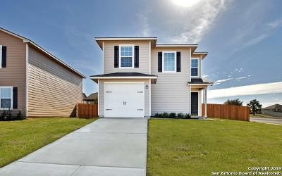 San Antonio Single Family Home New: 3207 Rosalind Way