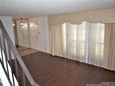 San Antonio Single Family Home Price Change: 6807 Crown Ridge Dr