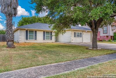 San Antonio Single Family Home New: 6711 Calm Lake Dr